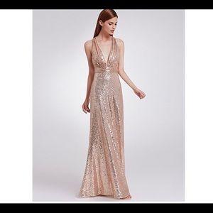 🆕 Sexy Long Sequin Evening Dress🎊HOST PICK🎊